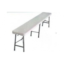 Blow Mold Bench - 6'   Outdoor Connection